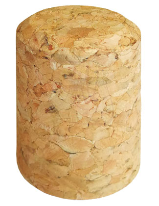 Tapón de corcho para Cava y Champagne.